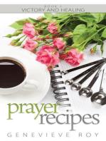 Prayer Recipes