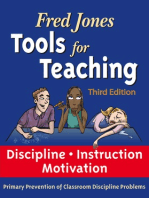 Fred Jones Tools for Teaching 3rd Edition