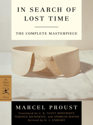 The Modern Library In Search of Lost Time, Complete and Unabridged 6-Book Bundle