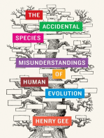 The Accidental Species