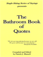 The Bathroom Book of Quotes