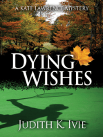 Dying Wishes (The Kate Lawrence Mysteries #5)