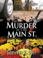 Murder on Old Main Street (The Kate Lawrence Mysteries #2)