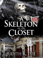 A Skeleton in the Closet (The Kate Lawrence Mysteries #3)
