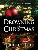 Drowning in Christmas (The Kate Lawrence Mysteries #4)