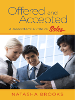 Offered and Accepted: A Recruiter's Guide to Sales