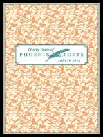 Thirty Years of Phoenix Poets, 1983 to 2012