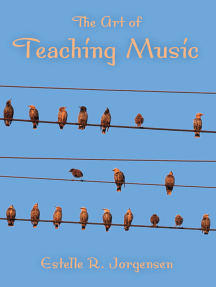 The Art of Teaching Music