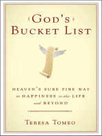 God's Bucket List by Teresa Tomeo (Introduction)
