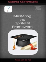 Mastering The Spritekit Framework: Develop Professional Games With This New Ios 7 Framework