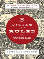 Five Cities that Ruled the World
