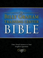 NKJV, Billy Graham Training Center Bible, eBook