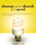 Change Your Church for Good