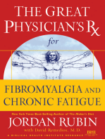 Great Physician's Rx for Fibromyalgia and Chronic Fatigue