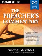 The Preacher's Commentary - Vol. 18