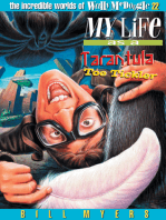 My Life As a Tarantula Toe Tickler