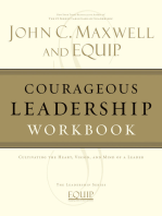 Courageous Leadership Workbook