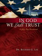 In God We Still Trust