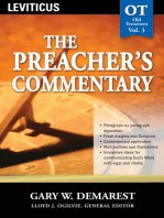 The Preacher's Commentary - Vol. 03