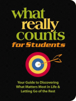 What Really Counts for Students