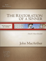 The Restoration of a Sinner