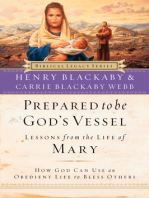 Prepared to be God's Vessel