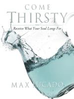 Come Thirsty Workbook