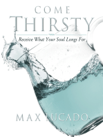 Come Thirsty Workbook