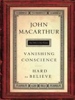 MacArthur 2in1 Vanishing Conscience & Hard to Believe