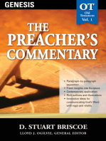 The Preacher's Commentary - Vol. 01