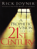 A Prophetic Vision for the 21st Century