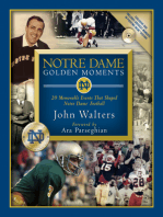 Notre Dame Golden Moments