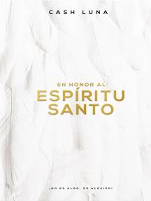 En honor al Espíritu Santo: ¡No es un algo, es un alguien!