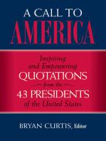 A Call to America