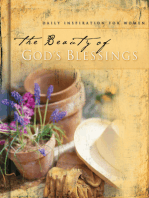 The Beauty of God's Blessings