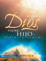 Dios Padre, Hijo y Espíritu Santo