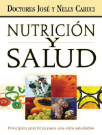 Nutrición y salud: Principios prácticos para una vida saludable