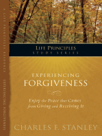 Experiencing Forgiveness