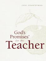 God's Promises for the Teacher