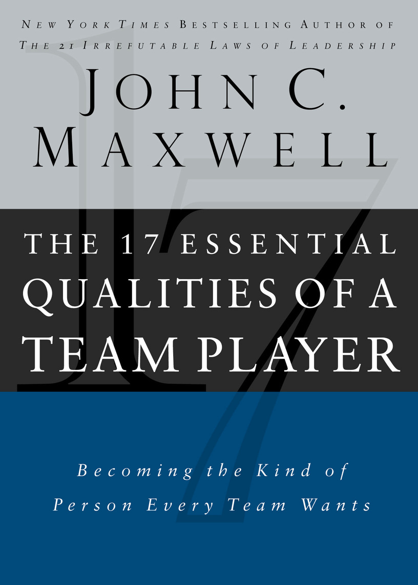 the 17 essential qualities of a team Includes bibliographical references search the history of over 336 billion web pages on the internet.