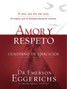 Amor y respeto - cuaderno de ejercicios