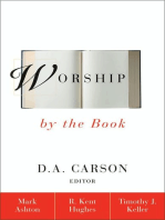 Worship by the Book