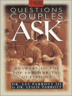 Questions Couples Ask
