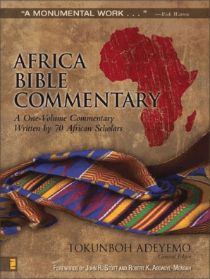 Africa Bible Commentary by Zondervan - Read Online