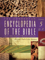 The Zondervan Encyclopedia of the Bible, Volume 5