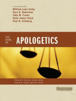 Five Views on Apologetics