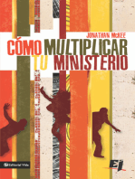 Cómo multiplicar tu ministerio