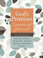 God's Promises Devotional Journal