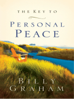 The Key to Personal Peace