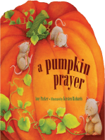 A Pumpkin Prayer